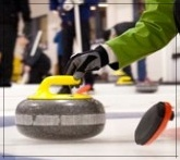Come curling in Olds. It's great fun!